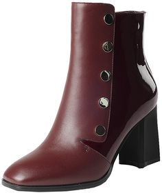 ELEHOT Womens Eleoccasionally 7.5CM mid-heel Boots >>> This is an Amazon Affiliate link. For more information, visit image link.
