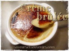 Burnt sugar and fingers: Madame Thermomix's Pistachio Crème brûlée - Pudding Desserts, Dessert Recipes, Menu Saint Valentin, Burnt Sugar, Thermomix Desserts, Saveur, Creme, Oatmeal, Yummy Food