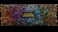 League of Legends Hero Cells - http://www.fullhdwpp.com/videogames/league-of-legends/league-legends-hero-cells/