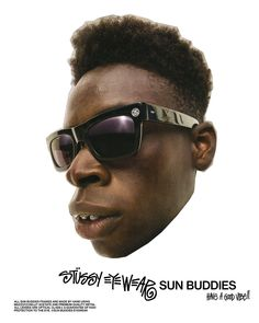 f391964111 Stüssy x Sun Buddies Collection Release Date sunglasses eyewear tinted  shades price accessories stockists Stussy