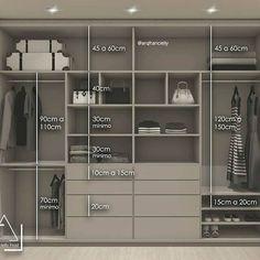Wardrobe Room, Wardrobe Design Bedroom, Master Bedroom Closet, Wardrobe Closet, Double Wardrobe, Wardrobe Interior Design, Bedroom Closets, Wardrobe Storage, Bedroom Cupboard Designs
