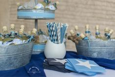 Let the stars shine! Bohemian Baby, Baby Boy Shower, Christening, Celebrations, Let It Be, Table Decorations, Stars, Boys, Home Decor