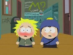 What did you two do *eyebrow wiggle* craig x Tweek