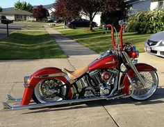 1000+ images about Softail Deluxe on Pinterest | Harley davidson, Gangsters and Air ride