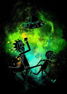 Rick and morty Rick And Morty Image, Rick I Morty, Hype Wallpaper, Iphone Wallpaper Images, Cool Backgrounds Wallpapers, Funny Wallpapers, Iphone Wallpaper Rick And Morty, Pintura Hippie, Rick And Morty Drawing