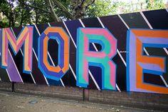 Street Style in London with Ben Eine by Mathieu Lebreton, via Flickr