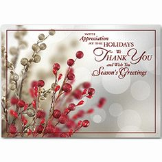 16 best thank you for your business cards images on pinterest tidings of appreciation holiday cards business thank you cards deluxe business thank m4hsunfo