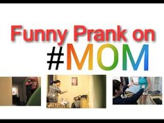 Funny Prank On Mom Goes Wrong -SEX,cocaine,pregnant | Inayatworld - YouTube