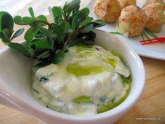 Tsaziki (cucumber/garlic dip) Sauce