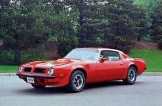 1974 Pontiac Firebird Trans Am                              …
