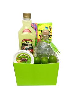 The Patron Silver Gift Basket Box is available for same-day delivery in Las Vegas Nevada. Includes Everything you need to make a traditional margarita, even comes with salt! Call to create a custom tequila gift basket! Alcohol Gift Baskets, Liquor Gift Baskets, Alcohol Gifts, Basket Gift, Fundraiser Baskets, Raffle Baskets, Theme Baskets, Themed Gift Baskets, Margarita Gift Baskets