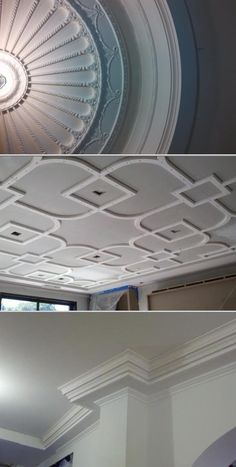 Inspired Ornamental, LLC specializes in the restoration and installation of custom plaster crown moldings. They have over 40 years of combined experience. Ask about their crown molding installation prices now.