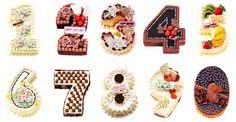 鎌倉かぞえ唄 decoration cakes