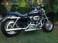 2012 Harley-Davidson Sportster 1200 Custom (XL1200C)