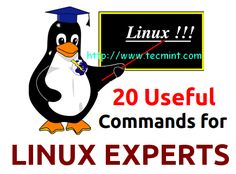 Linux System Admin Commands