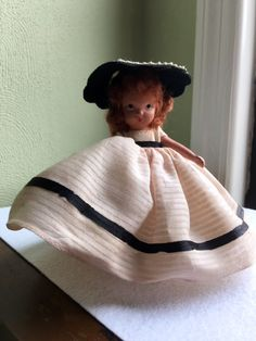 Nancy Ann Storybook Doll 57Vintage Bisque by Jewelmoon on Etsy