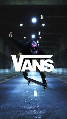 Vans Off The Wall Skateboard Wallpaper Wallpapers Kid X