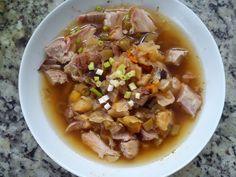 Eu que fiz!: Ensopado... quase sopa! - #paleo  #lowcarb  #comidasaudavel  #lchf  #euquefiz