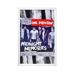 Art.com One Direction Memories Poster ($9.99) ❤ liked on Polyvore featuring home, home decor, wall art, blue, contemporary home decor, contemporary wall art, one direction poster, handmade home decor and wood wall art