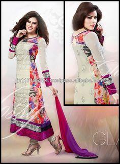 Pakistani Designer Long Kurti 2013 And Ladies New Styles Dresses