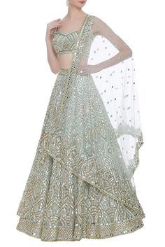 For custom made bridal lehenga queries : Email : nivetasfashion Nivetas Design Studio Haute spot for Indian Outfits. Indian fashion meets bespok… - All About Indian Lehenga, Red Lehenga, Lehenga Choli, Saree, Indian Bridal Outfits, Indian Designer Outfits, Indian Dresses, Indian Wedding Dresses, Bridal Dresses