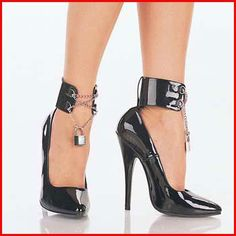 """Sexy Shoes 6"""" High 4in1 Pumps Sexy Shoes"""