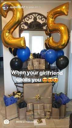 25 Presents For His 25th Birthday BirthdaygiftsForHim