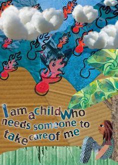 Children right Poster