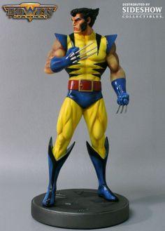Polystone Statue - Wolverine Museum Statue (Bowen Designs) #2407