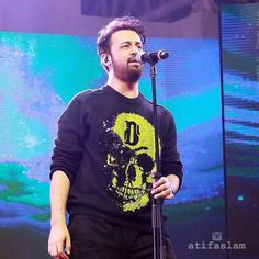Atif Aslam, Global Village, Dubai, Graphic Sweatshirt, Concert, Sweatshirts, Mens Tops, Singers, Instagram