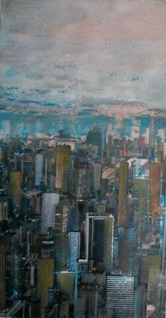 NY Hudson River - Salzmann