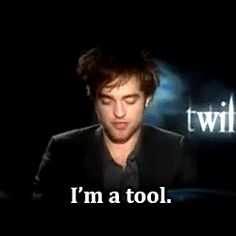 No one hates Twilight more than Robert Pattinson. This tumblr page is AWESOME. It's all the quotes that he has made about how much he hates his job as Edward, LOL.