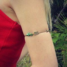 Arrow Arm Bracelet