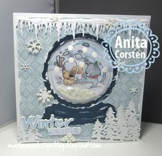 Electronic Gift Cards, Altered Canvas, Snow Fun, Dog Cards, Encaustic Art, Embossed Cards, Marianne Design, Shaker Cards, Chalk Pastels