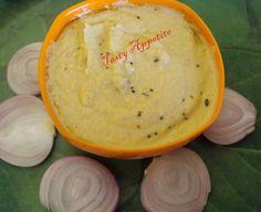 Tasty Appetite: Onion Chutney: ( Ulli Chutney )