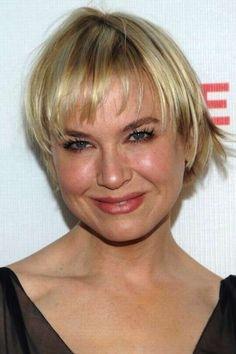 Cortes de pelo corto y pixie de las famosas: fotos de los looks - Renee Zellweger look