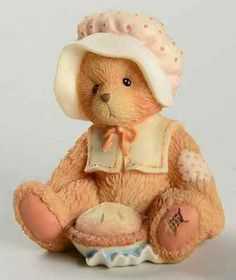 Enesco Cherished Teddies Month Friends To Cherish November Nicole 1782348