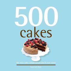 500 Cupcakes (500 Series Cookbooks)