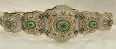 Belt Latifa, Arabic Jewelry, Moroccan Jewelry, Moroccan Caftan, Hui, Jewelery, Beading, Women's Fashion, Belt