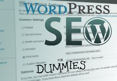 Wordpress SEO for dummies