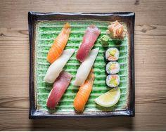 Vienna, Sushi, Ethnic Recipes, Food, Meal, Essen, Hoods, Meals, Eten