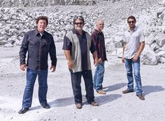 Are you a fan of the band Shenandoah? Well, in addition to the recent return of front man Marty Raybon, Shenandoah is out with a new Christmas CD today. We can't wait to hear it, and will be visiting with the band soon about what is in store for them in 2015.