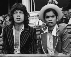 Vintage Couple - Mick and Bianca