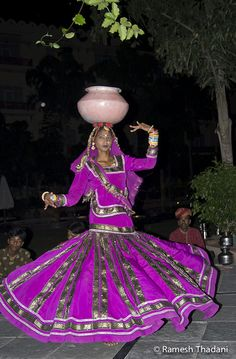 Rajasthani Dancer, Jaipur, India | Flickr: Intercambio de fotos