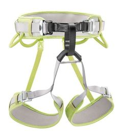 The CORAX is the versatile harness par excellence: easy to use and comfortable, it is designed for rock climbing, mountaineering or via ferrata. This adjustable harness is available in several colors and in two sizes, to fit all tastes and body shapes. Climbing Harness, Rock Climbing, Hardcover Photo Book, Thinner Thighs, Op Logo, Escalade, Ski Boots, Adjustable Legs, Winter Activities