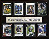 West Virginia Mountaineers Plaques