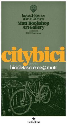 Citibici presenta Bicicletas Creme