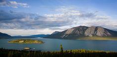 Lake Bennet, Carcross Yukon