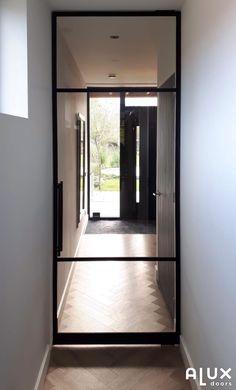 Doors Interior, Home, Interior, Steel Door Design, Glass Door, Doors, Glass Doors Interior, Steel Doors, Glass Wall