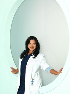 Grey's Anatomy Callie Torrez She's so strong I love her<3